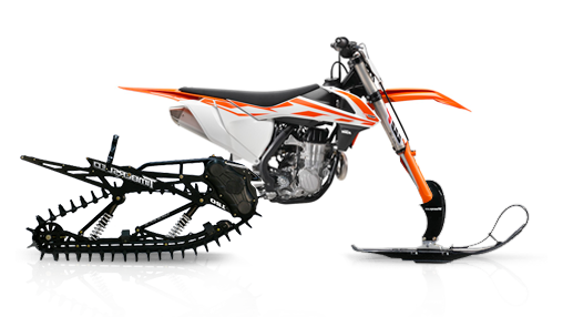KTM Snow Bike Rentals Colorado