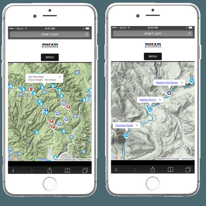 Colorado Backcountry Maps