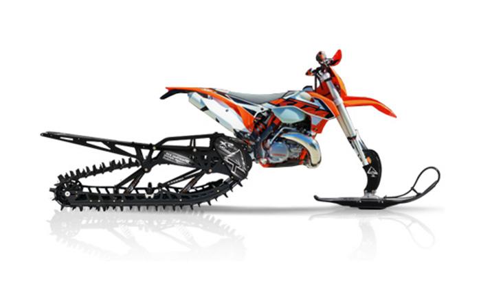 Timbersled Snowbike Rentals Vail Colorado