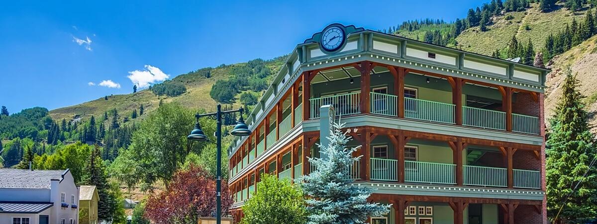 Green Bridge Inn Red Cliff Colorado