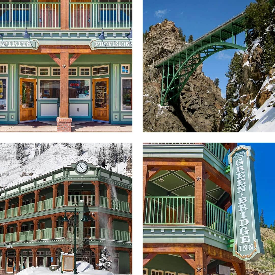 Red Cliff Colorado Green Bridge Inn