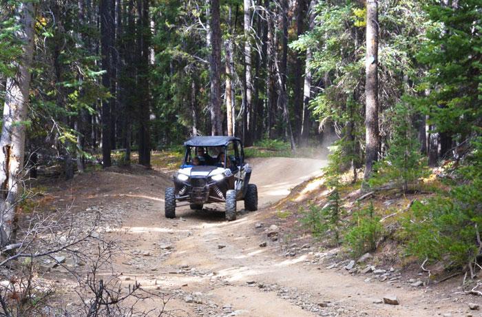 Colorado ATV Trails