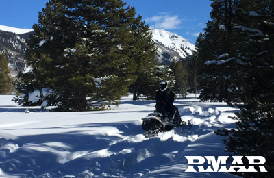 snowmobile rentals camp hale