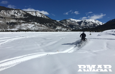 snowmobile rentals vail pass