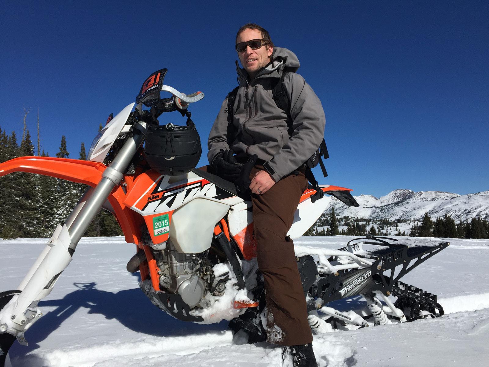timbersled review colorado rocky mountain adventure rentals vail pass colorado