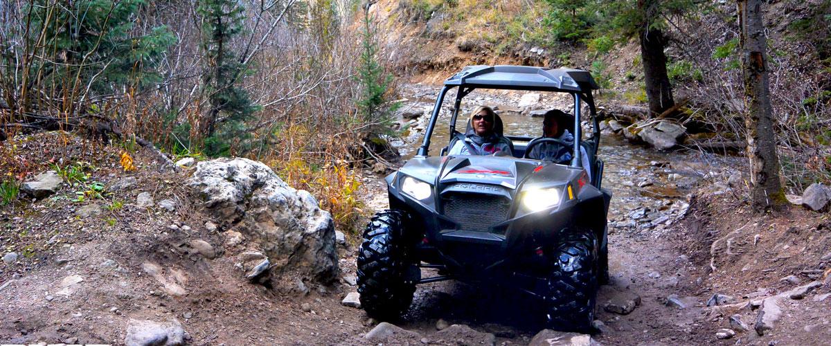 Off Road Electric Bike >> Polaris RZR Rentals | Vail Colorado | RZR | UTV | ATV ...