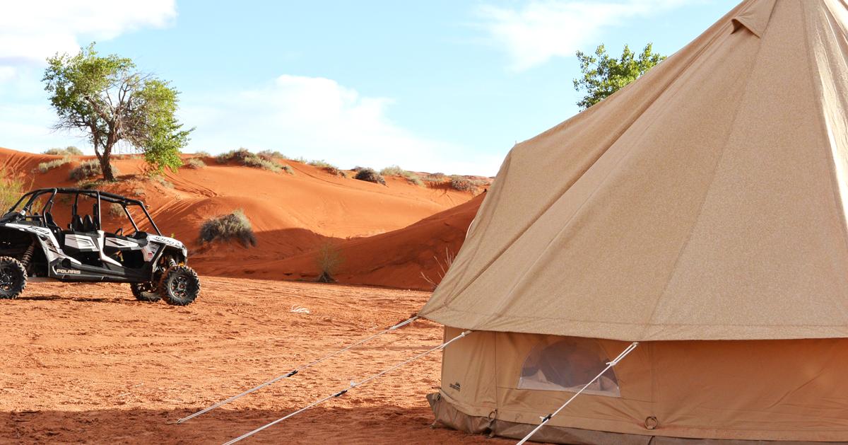 canvas tent rentals