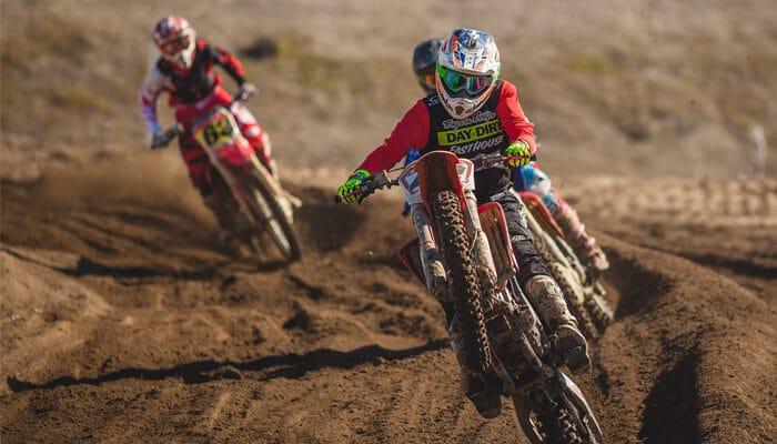 gypsum dirt bike track