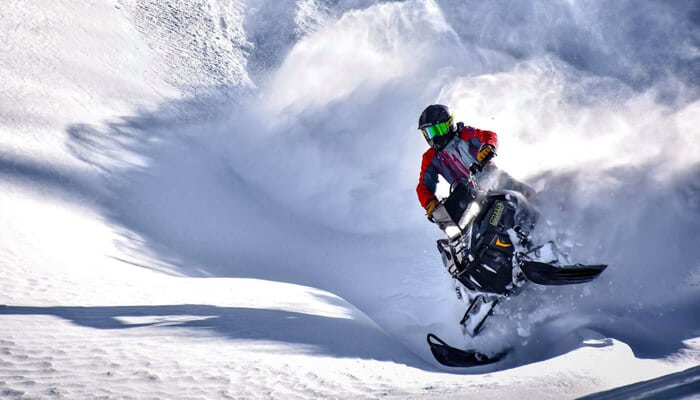 Cottonwood Pass Snowmobile Tours